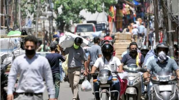 ინდოეთი კორონავირუსის შემთხვევების რაოდენობით მსოფლიოში მესამე ადგილზეა