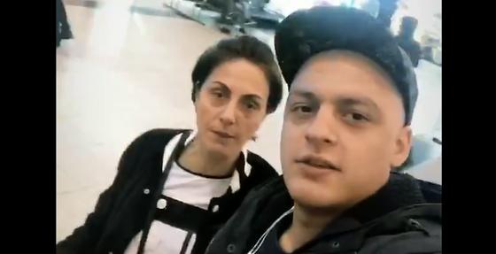გიორგი მახარაძე მკურნალობის მეორე კურსის ჩასატარებლად დედასთან ერთად კვლავ თურქეთში გაემგზავრა (ვიდეო)