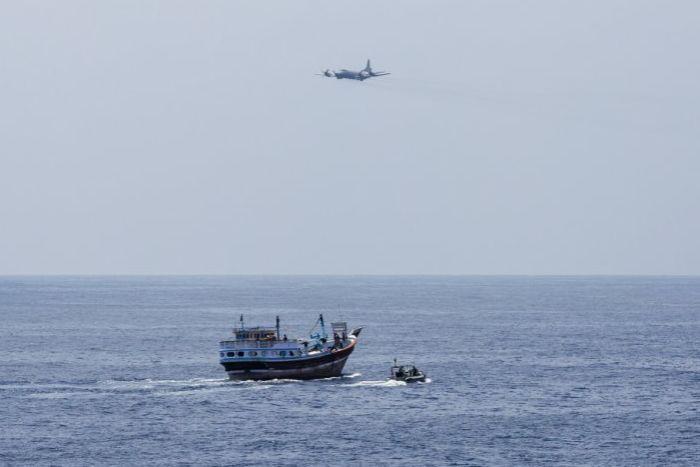 ინდოეთის ოკეანეში 915 კილოგრამი ჰეროინი ამოიღეს
