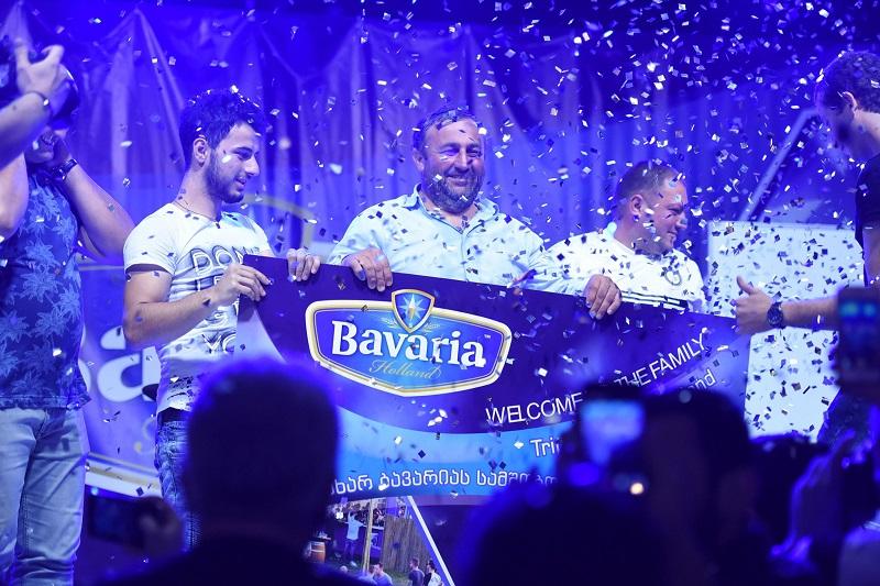21 ივნისს ქუთაისი Bavaria-ს ლუდის ფესტივალის მასპინძელია