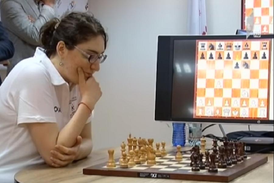 ნანა ძაგნიძე სწრაფ ჭადრაკში მსოფლიო ჩემპიონი გახდა