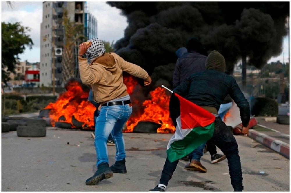 ისრაელის არმიასა და პალესტინელებს შორის შეტაკებების შედეგად 30-ზე მეტი ადამიანი დაშავდა